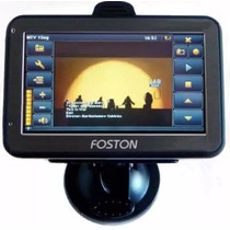 Gps Foston Fs-3d463dt Tv Digital + Barato Do Mercado Livre