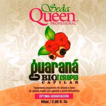 Bioterapia Capilar Seda Queen Guarana