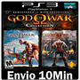 God Of War Collections Psn Ps3 Playstation3 - Envio Imediato