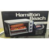 Horno Hamilton Beach
