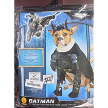 Disfraz Batman El Caballero De La Noche Para Perro