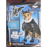 Disfraz Para Perro Batman El Caballero De La Noche