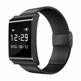 Smart Watch Sumergible Frecuencia Cardia Podometro Nadar
