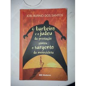 Livro - O Barbeiro E O Judeu Da Prestação Contra O Sargento