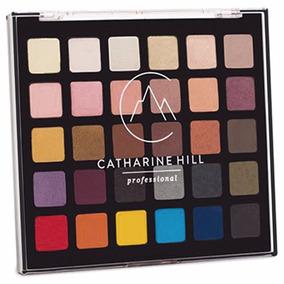 Paleta De Sombras Catharine Hill + Glitter Preto E11