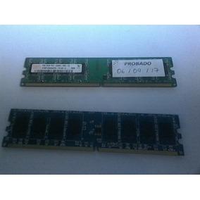 Memoria Ram 2gb Ddr2 Para Pc
