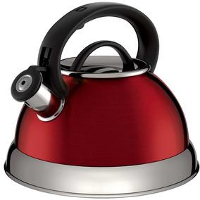 Chaleira Colors 2.8l Boiler Vermelha