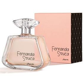 Perfume Fernanda Souza Jequiti 100ml