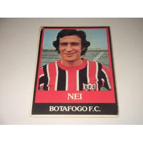 Nei - Ping Pong Futebol Cards - Nº 305 - Botafogo