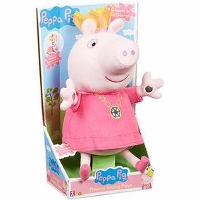 Peppa Pig Canta Con Peppa Princesa Bandai Español