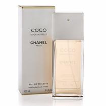 Perfume Coco Mademoiselle Edt Feminino 100ml Chanel