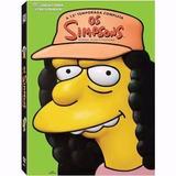 Os Simpsons 15ª Temporada Ed Cabeça Colecionador Lacrado