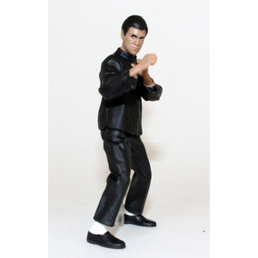 Bruce Lee Kung Fu Figura De Acción