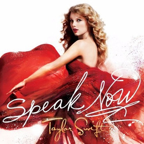 Cd Taylor Swift - Speak Now Deluxe (duplo) Importado