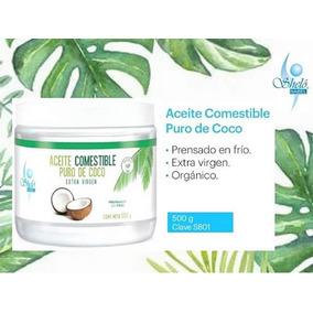 Aceite Coco Extravirgen Orgánico