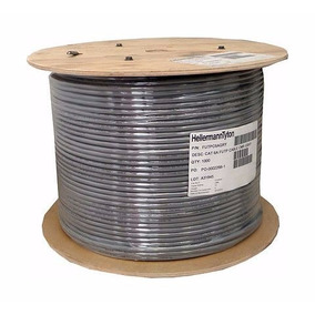 Bobina Cable Ftp Cat5 305mts Exterior 100% Cobre - Lidertek