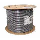 Bobina Cable Ftp Cat5 305mts Exterior 100% Cobre - Lidertek