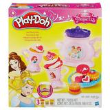 Plastilina Playdoh Mágico Juego De Té Disney Princess