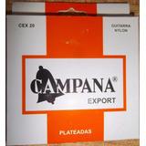Cuerdas Encordado De Guitarra Criolla Campana Export