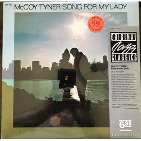 Mccoy Tyner - Songs For My Lady Sellado - Vinilo Usa (1987)
