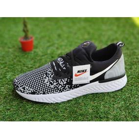 size 40 37b18 d7ade Tenis Nike Flyknit Nuevo Modelo Estilo Moda 2018