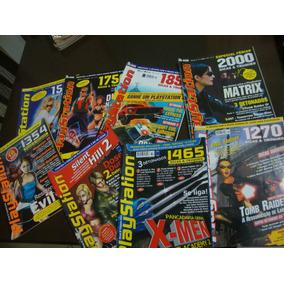 Revista Playstation - Lote 18 Edições Antigas Ótimo Estado