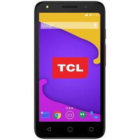 Celular Libre Tcl F5000 Blanco Cuad-core Ram 1gb 8gb Interna