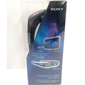 Sony Tdg-br100 3d Active Glasses For Sony 3d Hdtv Authentic