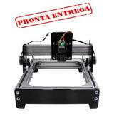 Cnc Gravadora E Corte Laser 15w Metal Madeira Couro Plastic