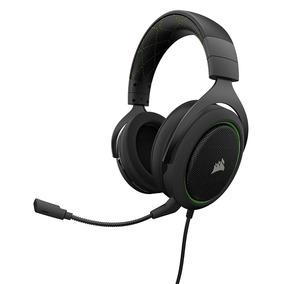 Corsair Audifonos Gamer Headset Csr Gaming Hs50 Green