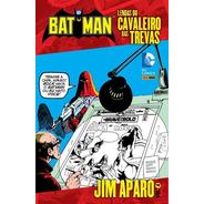Batman Lendas Do Cavaleiro Das Trevas Jim Aparo 4 Dc Comics