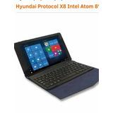Tablet / Laptop Hyundai Con Windows 10 Y 2 Gb En Ram Teclado