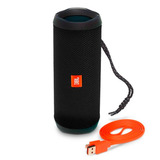 Parlante Bluetooth Jbl Flip 4 Black