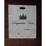 Bolsa Negocio Ropa 30x40 Impresa Con Logo