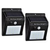 Lamparas Led Para Pared Con Panel Solar