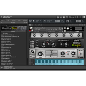 Gospel Neo Soul Keys Para Kontakt