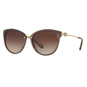 Oculos Sol Michael Kors Mk6040 321213 55 Bronze Marrom Degra e4b3c2ec8a