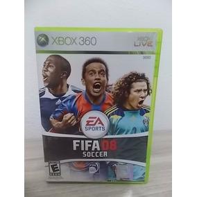 Fifa Soccer 08 - Xbox 360 Original Frete Grátis