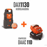 Hidrolavadora Dax1130 + Compresor Daac11d Daewoo Combo #19