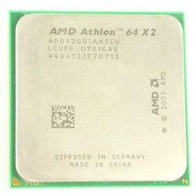 Processador Amd Athlon 64 X2 4200+ - Ado4200iaa5cu - Am2