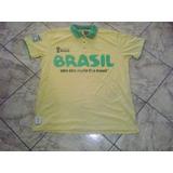 Polera Camiseta Brasil Xl Mundial 2014