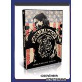 Box Dvd Sons Of Anarchy Coleção Completa Dublado E Legendado