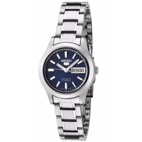 Seiko 5 Ladies Automatic Blue Symd93k1 ¨¨¨¨¨¨¨¨¨dcmstore