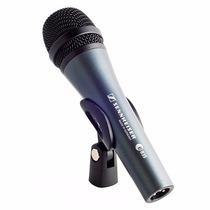 Microfono Sennheiser E835 Profesional Dinamico De Mano Gtia