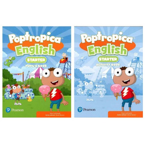 Poptropica English starter - Pupil