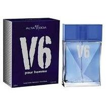 Perfume Alta Moda V6 Mascluino 100 Ml Edt
