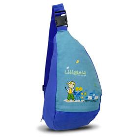 Bodybag Mc. Carthy Mod. La-7921 Azul