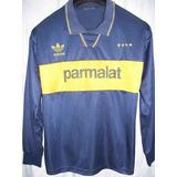 Boca Juniors adidas Parmalat Transicion 1992 4 * Talle Xs