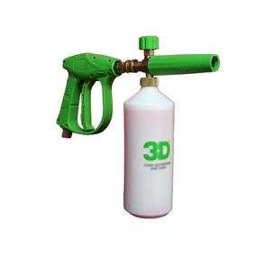Kit De Pistola Más Foam Generador De Espuma 3d Nuevo
