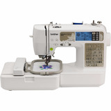 Bordadora Brother Se425 Maquina De Coser